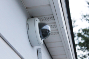 security-video-camera-on-houston-home